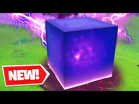 The CUBE HAS AWOKEN (Anti-Gravity) In Fortnite Battle Royale