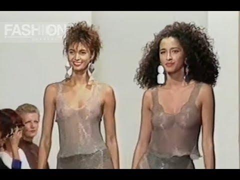 PACO RABANNE Spring Summer 1991 Paris - Fashion Channel