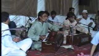 (mere piya ghar Aaya)  ALI MUHAMMAD TAJI  & SAQIB ALI TAJI QAWWAL (Kalam Baba Bulleh shah)