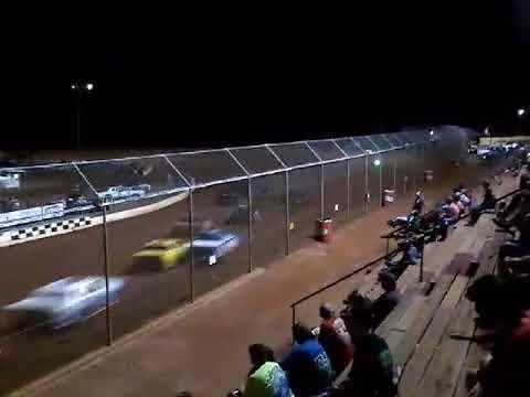 Swainsboro Raceway 9/16/17 Pure Stock