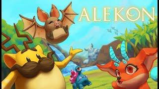 MELHOR QUE POKÉMON? Alekon (Gameplay em Português PT-BR)