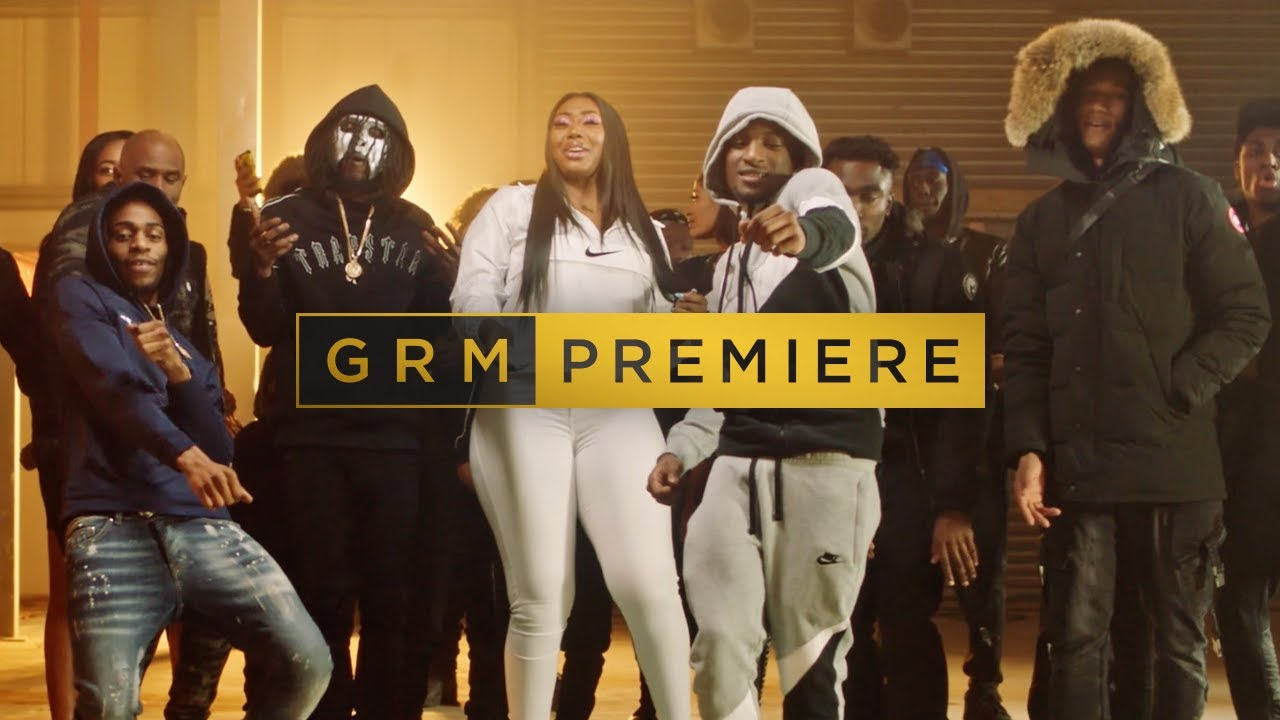 Russ Millions - Gun Lean (Remix) (ft. Taze, LD, Digga D, Ms Banks & Lethal Bizzle) [Music Video]