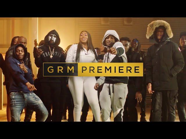 Russ - Gun Lean (Remix) (ft. Taze, LD, Digga D, Ms Banks & Lethal Bizzle) [Music Video] | GRM Daily