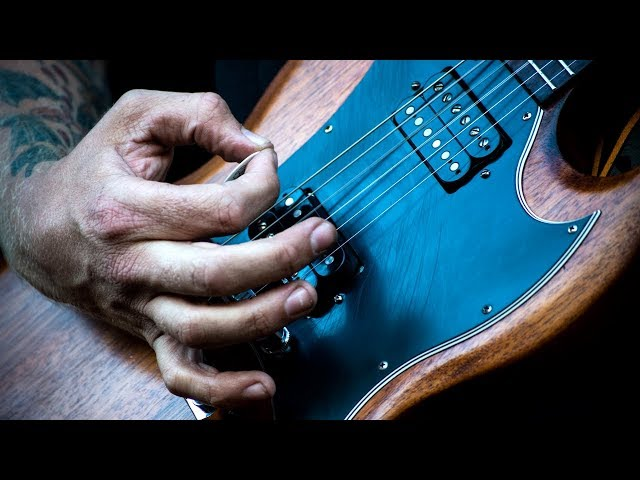 Wild Majestic Rock Guitar Backing Track Jam in C Minor