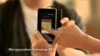 Iklan Sony Xperia tm M -  Promo Gratis Download Musik Selama 6 Bulan