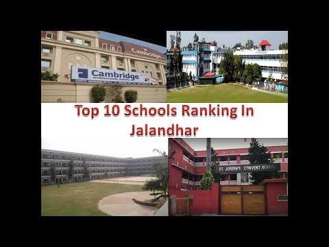 Top 10 Schools Ranking In Jalandhar
