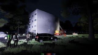 [FR] [A4L] Une manœuvre d'incendie pour les sapeurs-pompiers. !