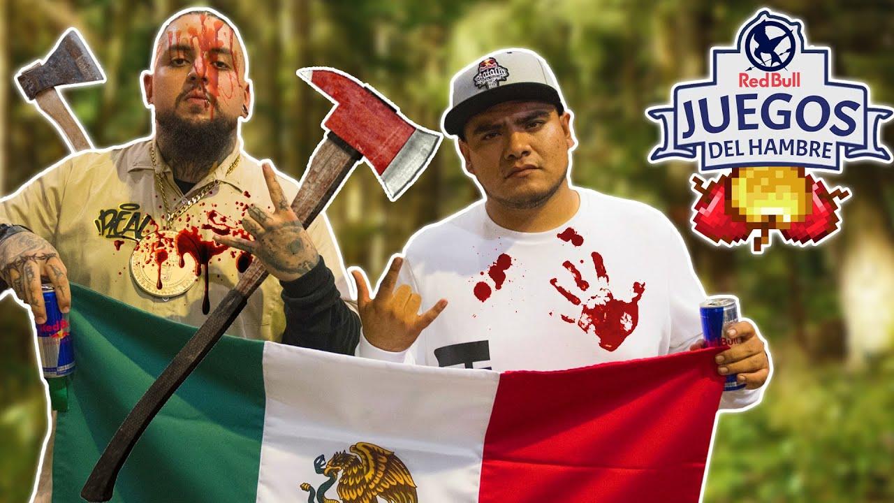 LOS JUEGOS DEL HAMBRE | FREESTYLERS DE MÉXICO