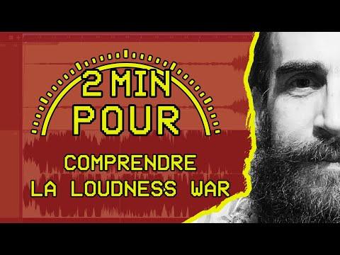 2 MIN POUR... comprendre la Loudness War