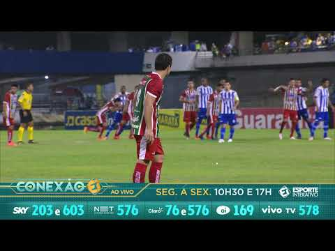 Melhores Momentos - CSA 2 x 0 Salgueiro - Série C (04/09/17)