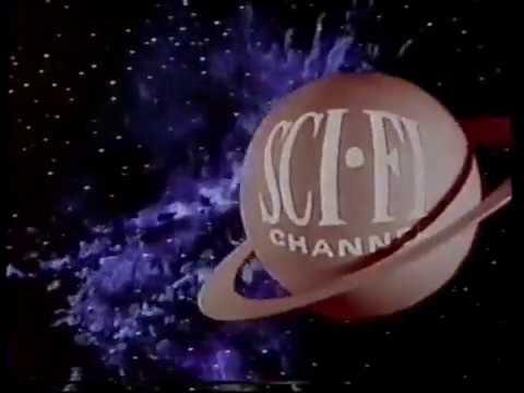 Sci-Fi Channel promo, 1992 - YouTube
