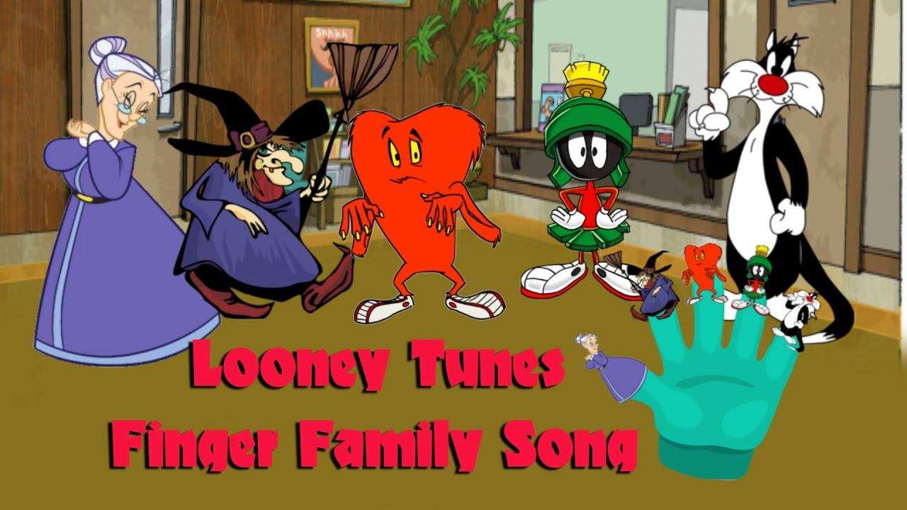 Finger Family Children Nursery Rhymes