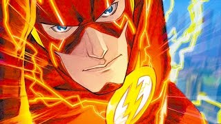 The Flash's Cancelled Open World Video Game - Unseen64