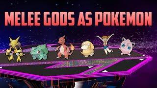 Video The Top 6 of Melee as Pokemon download MP3, 3GP, MP4, WEBM, AVI, FLV September 2018
