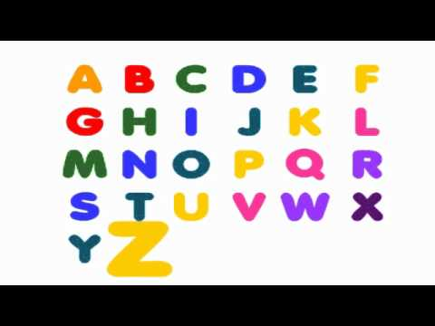 Alphabets - ABC Song - Kids Animation Learn Series - YouTube