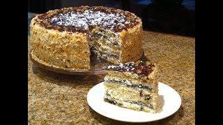 """Торт """"Сказка"""". Очень вкусный торт..."""