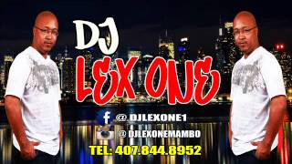 DJ LEX ONE MERENGUE MIX 4