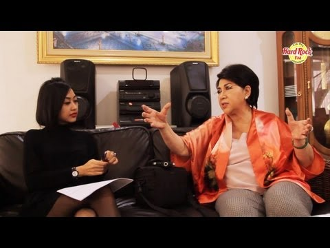 #HardRockFM : The Lady Who Swings with Titiek Puspa