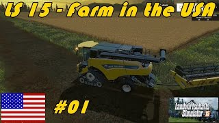LS 15 | Farm in the USA #01 Der Beginn