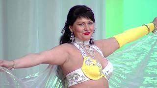 �������� ���� Выступление ансамблей восточного танца