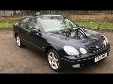 2001 Lexus GS300 Review