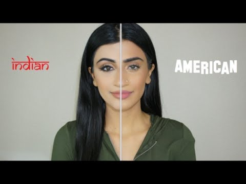 Indian vs American Standards of Beauty - YouTube