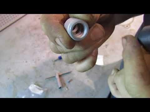 Как установить датчик давления в шинах