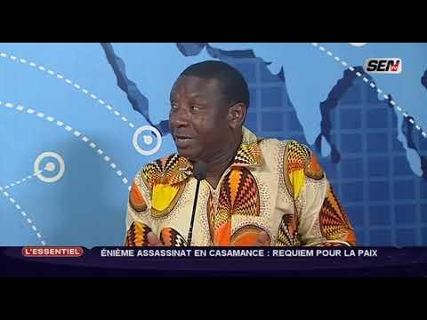 Crise en Casamance : Les solutions de Bacary Domingo Mané