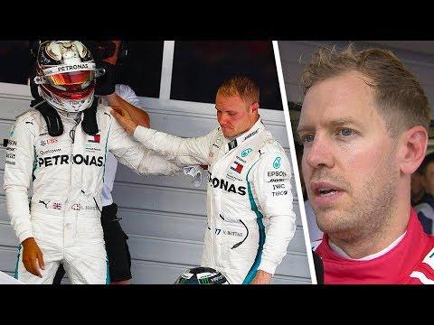 Gran Premio De Rusia 2018: Resumen Carrera | Hamilton, A 50 Puntos De Vettel