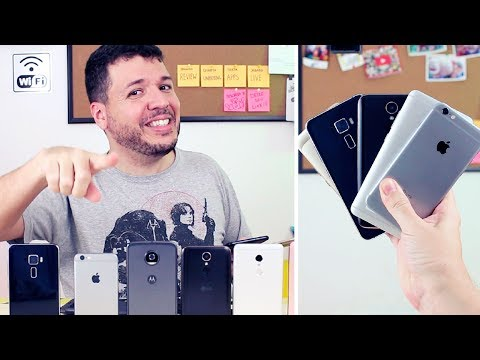 Qual melhor celular para comprar? Saiba como escolher o melhor smartphone pra você.