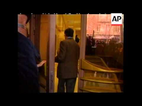 SPAIN: AUGUSTO PINOCHET LATEST