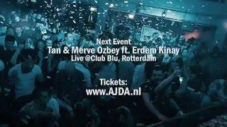 Gülsen live @Club Blu Rotterdam 30-01-2016 Resimi