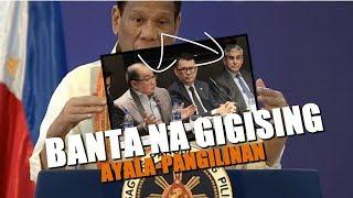 Mabilog, Espinosa wala na, AYALA/PANGILINAN di ako aatras - PRRD