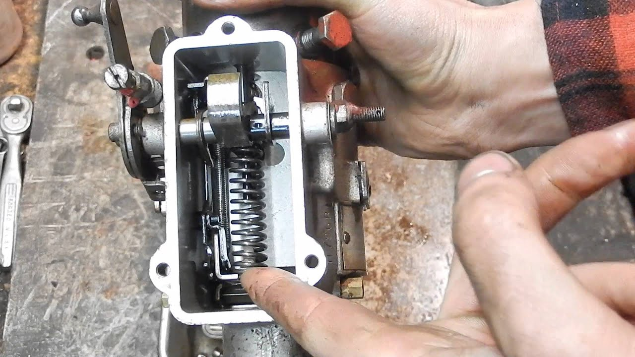 Fix Your Ford   Injection Pump Pull and Repair   YouTube