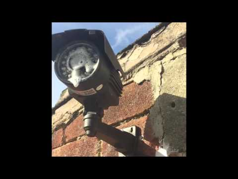 Cctv Bullet Camera Cleaning