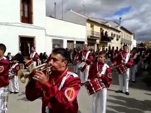 Cristo de la Misericordia Semana Santa Herencia (Ciudad Real)