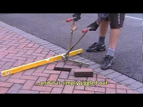 Brick Pavers Paver Tools Ez Paver Puller Doovi