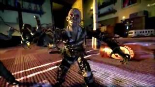 Origins in game footage musical