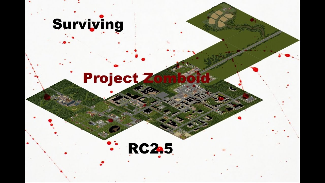 Surviving Project Zomboid RC2 5 City Of The Damned Part 1 YouTube