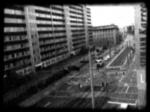 Leipzig Prager Straße 2011 Vintage