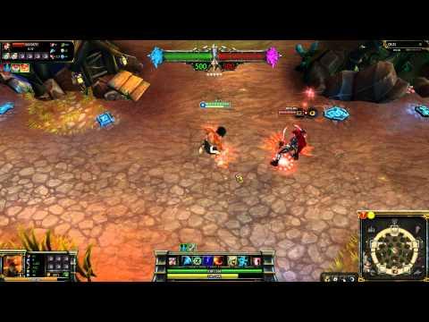 Traditional Lee Sin League of Legends Skin Spotlight