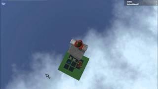 Biggest Jump Ever-Roblox