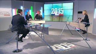 Revoir le face à face entre Christian Estrosi et Marion Maréchal-Le Pen