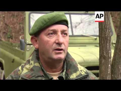 Albania opens former Communist secret bunker