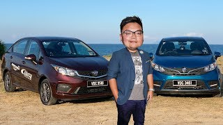 FIRST DRIVE: 2019 Proton Iriz and Persona facelifts - from RM37k and RM43k