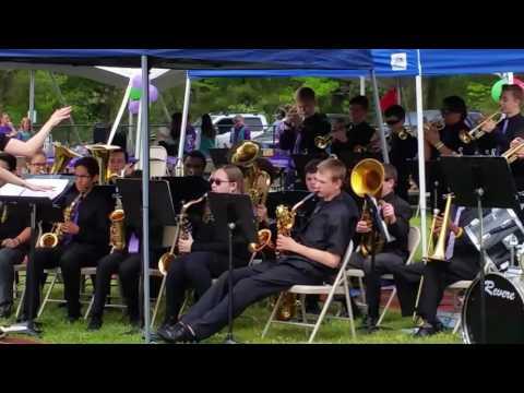 Longwood Junior High School Jazz Band