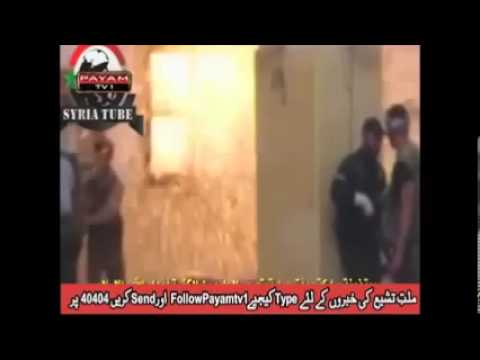 fsa tries to attack sayeda Zainab