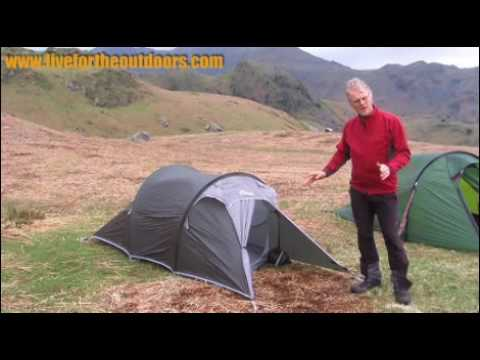 & Three of the best Two-person Tunnel Tents - YouTube