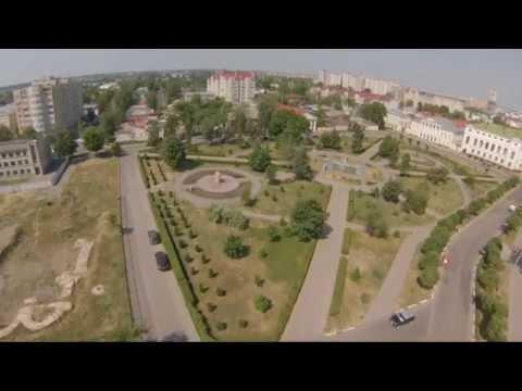 г. Тамбов парк Сочи