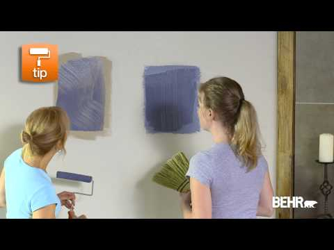 BEHR  Paint: How To Faux and Decorative Finishes (Full Version)